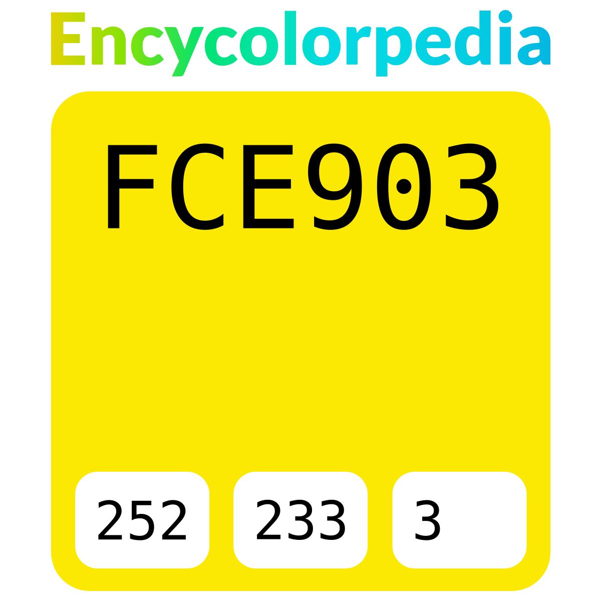 Fce903 Renk Sema Kodlari Ve Boyalar